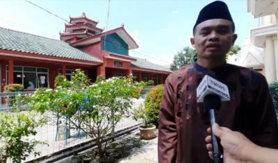 Ponpes Ini Gedungnya Berarsitektur Mirip Masjid Laksamana Cheng Ho
