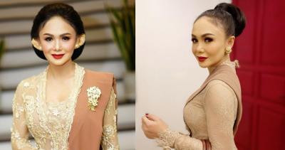Hari Kartini, Intip 5 Potret Anggun Yuni Shara Pakai Kebaya