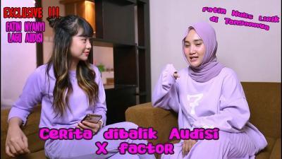 Nostalgia X Factor Bareng Ghea Indrawari, Fatin Cerita Dipinjamkan Mic Rossa