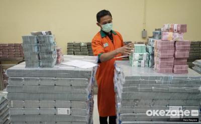 Rupiah Terus Menguat, Pagi Ini di Level Rp14.497 USD