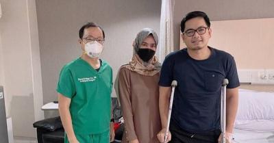 Cedera saat Main Futsal, Tommy Kurniawan Jalani Operasi Lutut