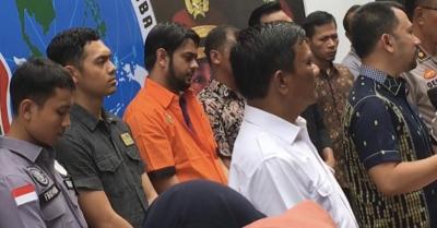 Rio Reifan Kedapatan Simpan Sabu Hampir 1 Gram saat Ditangkap