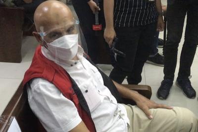 Terlilit Kasus Korupsi, Mark Sungkar: Saya Bingung Kenapa Ditahan