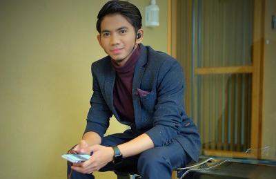 Disinggung soal Tes DNA Anak, Rizki 2R: No Comment
