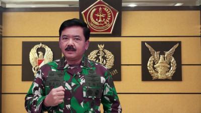 Hari Kartini, Panglima: Prajurit Wanita TNI Miliki Peluang Sama seperti Pria