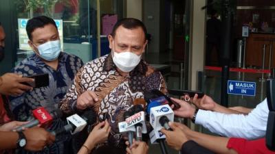 Oknum Penyidik KPK Memeras Walkot Tanjungbalai, Firli Bahuri: Kami Tidak Akan Tolerir!