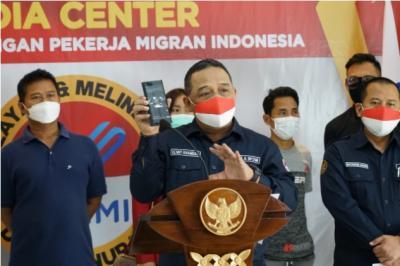 Kepala BP2MI Laporkan Penggerebekan TKI Ilegal ke Kabareskrim