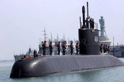 Ada 53 Orang di Kapal Selam KRI Nanggala 402