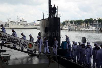 Berikut Kronologi Hilang Kontaknya Kapal Selam KRI Nagggala 402
