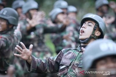 Mantan Kuli di Mabes TNI AD Jadi Ketua Kelas Pendidikan Secata