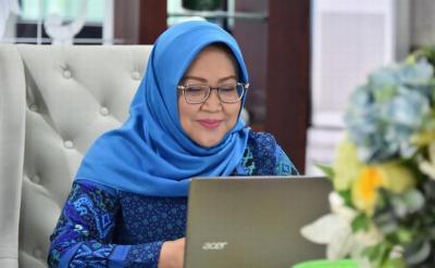 Hari Kartini, Bupati Bogor Libatkan Ibu Rumah Tangga Jaga Lingkungan