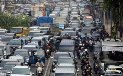 Macet Jakarta, Wagub DKI: Ganjil Genap Masih Dikaji