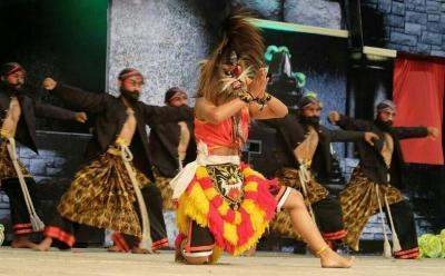 Selevel Karnaval Brazil, Festival Reog Ponorogo Layak Mendunia