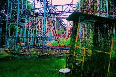 Taman Hiburan Semarang Menyimpan Misteri, Dibangun di Bekas Area Pemakaman