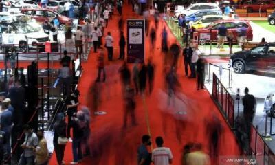 Daftar Promo Mobil Baru di Pameran IIMS Hybrid 2021
