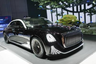 Hongqi L-Concept, Mobil Konsep Supermewah dengan Fitur Kontroversial