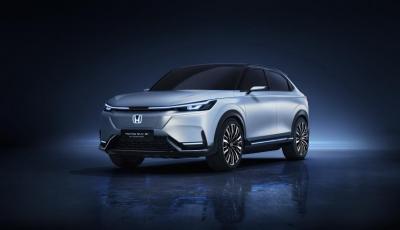 Honda Pamerkan Mobil Listrik Pertamanya, Ini Penampakannya