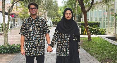 5 Gaya OOTD Ricky Harun dan Herfiza, Cocok Jadi Inspirasi Fashion Ramadhan
