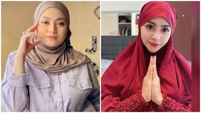 Adu Gaya Hijab Nathalie Holscher Vs Tisya Erni, Siapa Paling Bikin Adem?