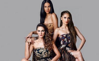 Pesona Luna Maya, Cinta Laura, dan Anya Geraldine, 3 Srikandi Masa Kini!