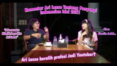 Ghea Indrawari Indonesian Idol 9 Dapat Tips Menjadi Bintang dari Ari Lasso