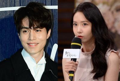 Bertabur Bintang, Film Happy New Year Dibintangi Lee Dong Wook hingga Yoona SNSD
