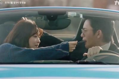 Ungkapan Gembira Park Bo Young Adu Akting dengan Seo In Guk di Drama Baru