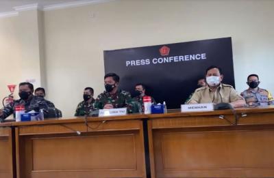 Prabowo Subianto: Suluruh Masyarakat Berdoa Agar KRI Nanggala 402 Ditemukan