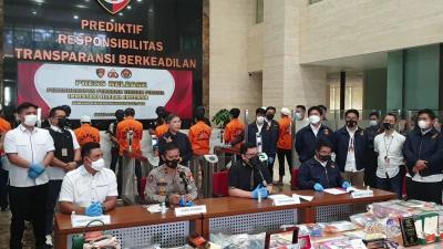 57 Ribu Member Jadi Korban Penipuan EDCCash, Warga Diimbau Hati-Hati Berinvestasi