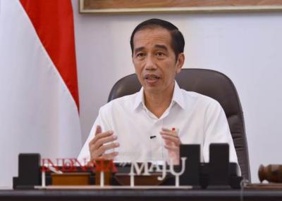 Kapal Selam Nanggala 402 Hilang, Presiden Jokowi Ajak Masyarakat Doakan Upaya Pencarian