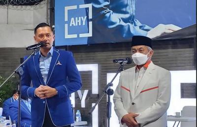 Bertemu Presiden PKS, AHY Singgung Kondisi Demokrasi di Indonesia