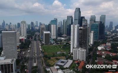 Cuaca Jakarta Hari Ini Diprediksi Cerah & Berawan