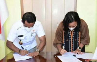 Pemkab Manggarai dan BPOLBF Teken MoU Pengembangan Pariwisata