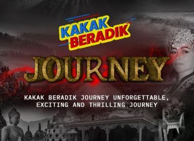 Kakak Beradik Journey, Unforgettable, Exciting and Thrilling Journey