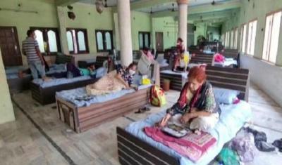 Toleransi Muslim di India, Jadikan Masjid Tempat Fasilitas Darurat Covid-19