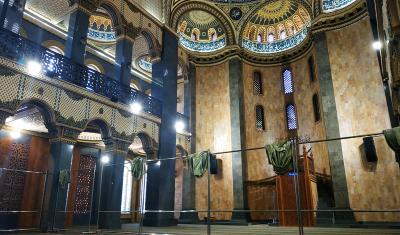 Sholat dan Berkunjung ke Masjid Agung Al Hidayah Malang Serasa di Hagia Sophia Turki