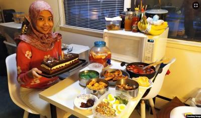 Mahasiswa Indonesia Puasa di Luar Negeri, Rindu Takjil Khas Ramadhan