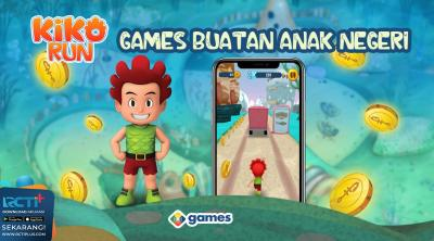 Game Terbaik Buatan Anak Negeri yang Patut di Coba KIKO RUN, Mainkan di Aplikasi RCTI+