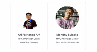 Developer MNC Innovation Center Beri Edukasi soal Flutter di ITB