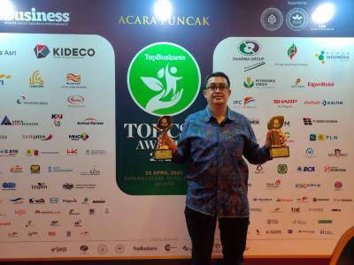 Selamat! Usung ESG, MNC Group Kembali Raih Penghargaan TOP CSR Awards 2021