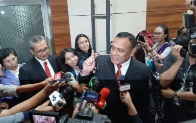 Anak Buahnya Terima Suap, Ketua KPK Minta Maaf