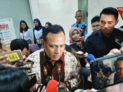 KPK Lapor Dewas Terkait Penyidiknya Terima Suap dari Wali Kota Tanjungbalai