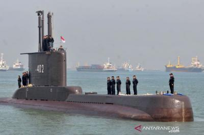 KRI Nanggala 402 Trending, Warganet Doakan Seluruh Awak Kapal Selam Selamat