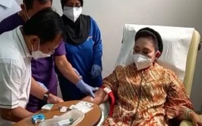 Titiek Soeharto Jadi Relawan Vaksin Nusantara: Bangga pada Tim Dokter Terawan
