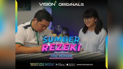 Vision+ Originals Sumber Rezeki, Tantangan Terbaru Squad Bang Pen dan Sky