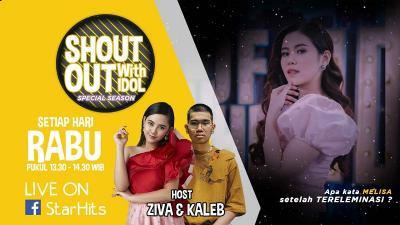Melisa Idol Prediksi Pemenang Indonesian Idol Special Season