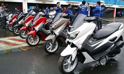 Yamaha NMAX 125 Resmi Jadi Skuter Balapan MotoGP