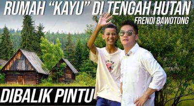 Boy William Sambangi Artis TikTok Viral Frendi yang Tinggal di Tengah Hutan