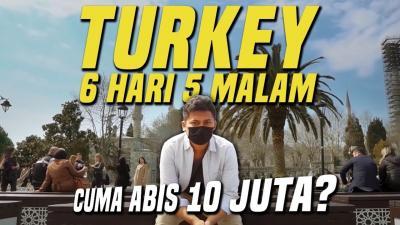 Mahasiswa UGM Danang Giri Sadewa Berbagi Tips Murah Keliling Turki, Simak Pengalamannya