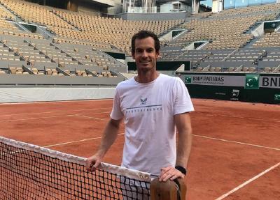 Andy Murray Ungkap Pentingnya Semua Petenis Terima Vaksin Covid-19